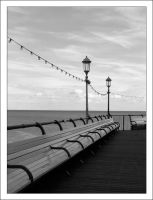 A Walk on the Pier by ShipwreckedBarnacles
