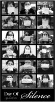Day of Silence 2011 by 4everHandInHand