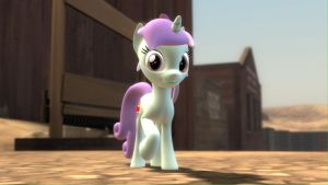 Tootsie Flute (Filly) (DL) by Legoguy9875