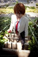 Deathnote: I am Justice by BanditYinG