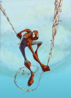 More spiderman by sacking-jimmy