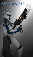 ARC Trooper by Zephyrell