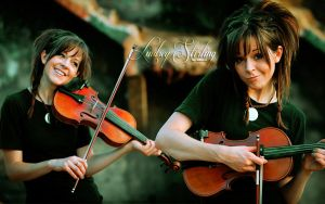 LindseyStirling by juztkiwi