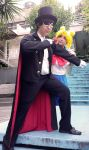 My savior - Tuxedo Kamen by renataeternal