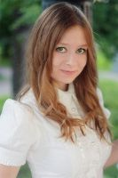 Classic lolita: Green eyes by leviceversailles