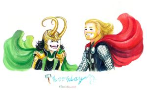 It's Thorsday! by Develv