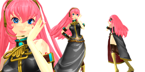Download - HighPoly LUKA by YamiSweet