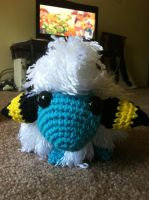 Crochet Mareep Doll by SaintJinx