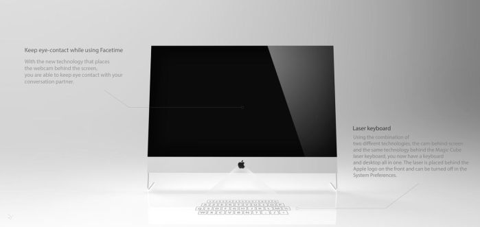 iMac redesign - What's new by RVanhauwere