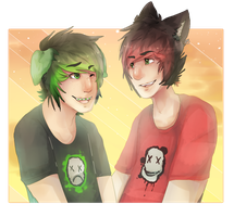 GA: Toxic and Enro by 3o2