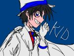 Kaitou Kid on Tablet by mimidan