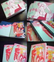 Notebooks Set 1 by romanshoubu