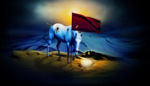 Imam hussain by magicbooks