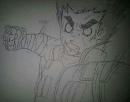 Rock Lee. by SimpleTheSaviour