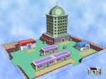 Lavender Town 3D by Drew108