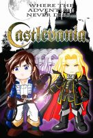 Castlevania Chibi Final by DioBrando