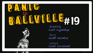 Off l Panic in Ballville l #19 by Vendus