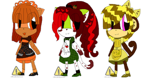 15-20 Point Maid Adopts by OfficiallyBanned