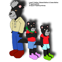 Lionel P. Bellies and Sons by KBAFourthtime