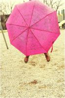 Pink Umbrella by love-in-focus-Photo