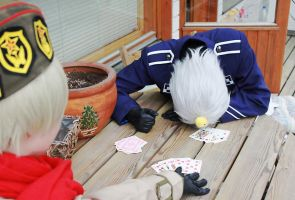 Prussia fails... by LostCosplay