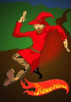 Rincewind by funkydpression