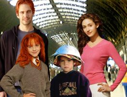 The Weasley Family by DefyGravity18