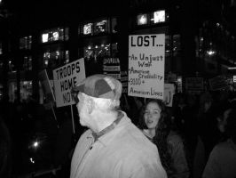 March Against the Iraq War 33 by Artificient