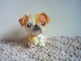 LPS Old Bulldog by ButchxButtercup1996