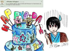 Q4: Alfred's Cakes? by APHnation-Nihon