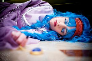 Chrono Trigger - Schala Zeal 3 by LiquidCocaine-Photos
