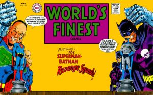 World's Finest 175 by Superman8193