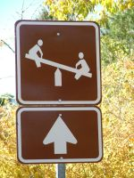Park Sign by Fragile-stock
