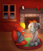 we could be alone, but never get too lonely by meurei