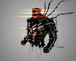 The Three Kings 001 Virus by benedickbana
