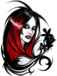 redness by lady-sable