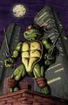 Raphael by Rockness-Monster