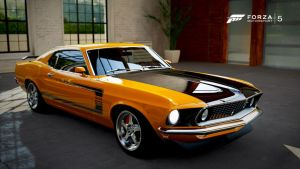Forza 5 - Ford Mustang Boss 302 by RyoFox630