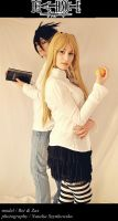 Apple note and ... by ZaxCosplay