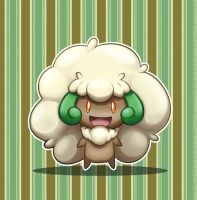 Pokemon - Whimsicott by JacyA