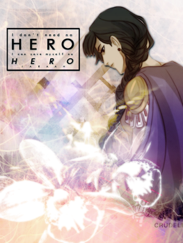 Hero. (Reyna) by IamFighter