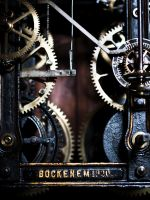 gears of time by KunstRitter