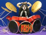 Eric Carr Rock Mini by djdeezigns