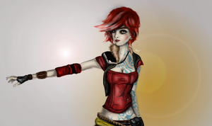 Lilith by The8bitpixel