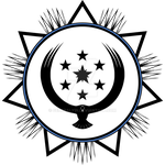 3D High: UNF Defence Forces Roundel (Star) by GeneralYin