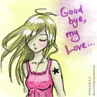 Goodbye, My Love by kururu69