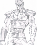 HNK Kenshiro by Sobies516pl