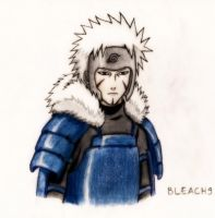Nidaime Hokage by Bleach9