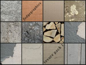 Free Textures and Vector Pattern Set