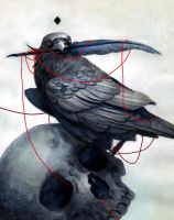 Nevermore by mynameistran